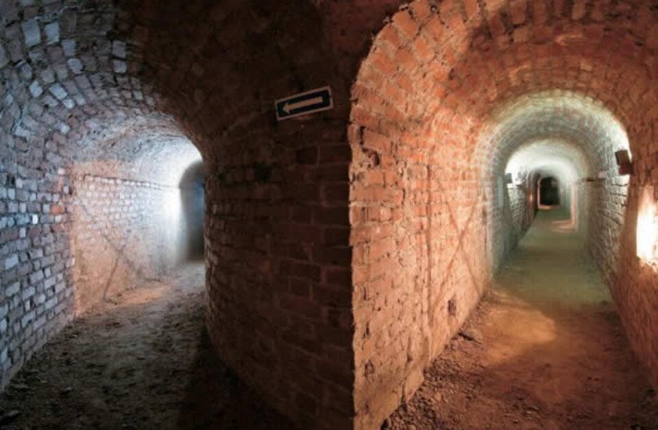 24 Ottobre –  Gioielli sotterranei : tour alle gallerie sotterranee della Cittadella