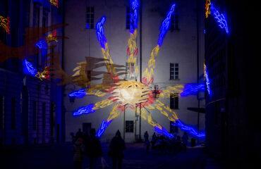 Luci d'artista Torino - Tour Held Eventi