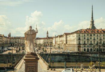 510 luoghi misteriosi di Torino