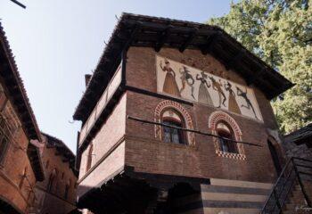 Prima casa di Bussoleno, Borgo Medievale